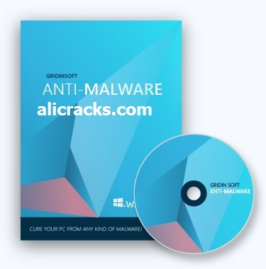 GridinSoft Anti-Malware 3.2.6 Crack + Activation Code Free Download