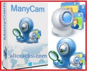 ManyCam 6.3.2 Crack Full Activation Code Free Download