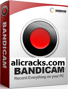 Bandicam 4.1.3.1400 Crack & Serial Key Free Download