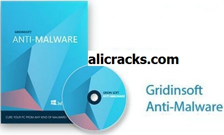 GridinSoft Anti-Malware 3.2.9 Crack & Keygen Free Download