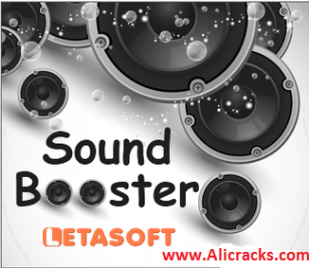 Sound Booster 1.4 Crack & Product Key List Download
