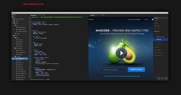 Avocode 3.4.1 Crack & Keygen [Mac + Win] Free Download