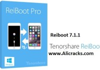 Reiboot 7.1.1 Crack & Registration Code 2018 Free Download