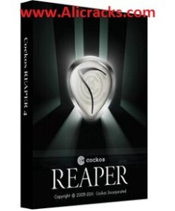 Cockos Reaper 5.95 Crack & License Key Free Download