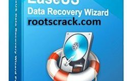 EaseUS Data Recovery 12.8 Crack & License Key Download
