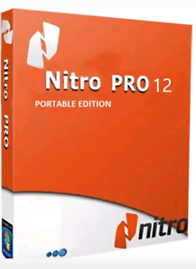 Nitro Pro 12 Crack + Activation Code 2019 Download