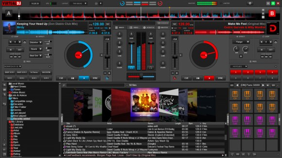 Virtual DJ Pro 2019 Crack & Serial Number Free Download