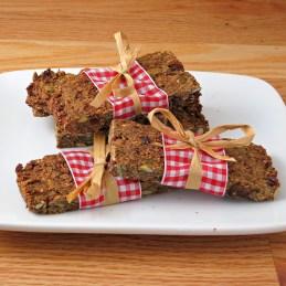 peanut butter pumpkin spice granola bars