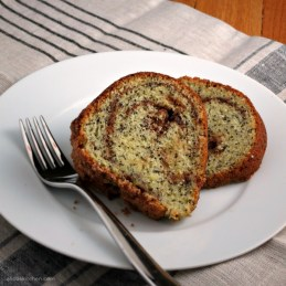 Poppy Seed Cake from Alida's Kitchen