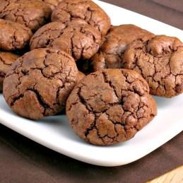 Mocha Truffle Cookies | alidaskitchen.com