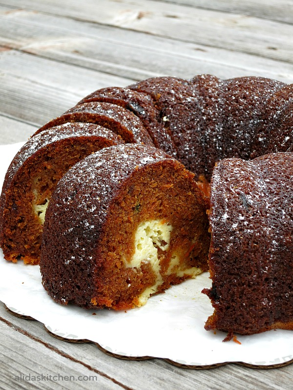 Easter Bundt Recipes