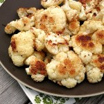 Roasted Cauliflower #PantryInsiders