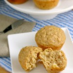 Pineapple Oatmeal Muffins