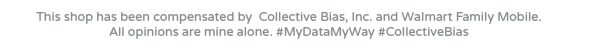 disclosure-#mydatamyway #collectivebias #shop