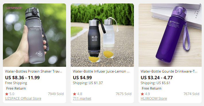 Sport bottle to sell