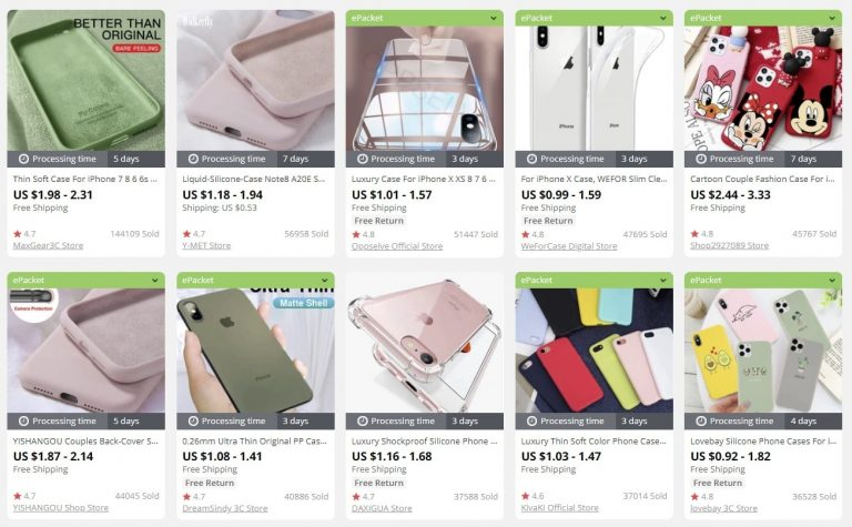 Phone cases to sell