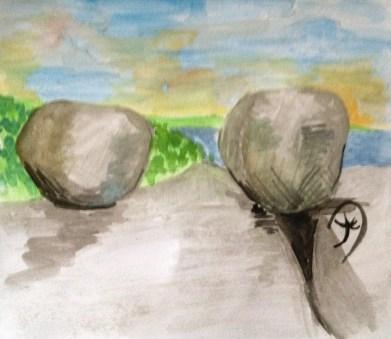 The Dancing Rocks, Mwanza.