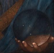 Salvator Mundi Kristallkugel