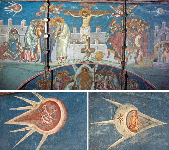 UFOs in Ancient Religious and Historical Artwork 1