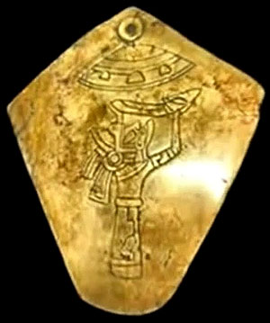 The UFO Artifacts of Mexico