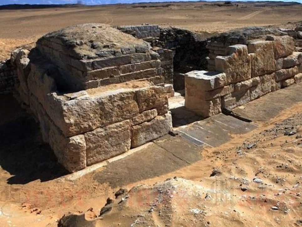 Tomb of Osiris discovered at Luxor: The legend of ancient Egypt's god of the dead (Video)