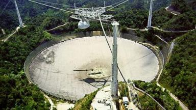 It is nearly 40 years since the Arecibo facility sent messages out into space (Wikipedia)