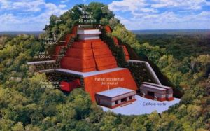 Researchers confirm: The Largest Pyramid in Mexico has been found 1