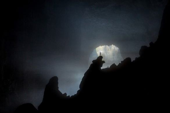 Son Doong cave is World's largest cave, discovered in 2009 5