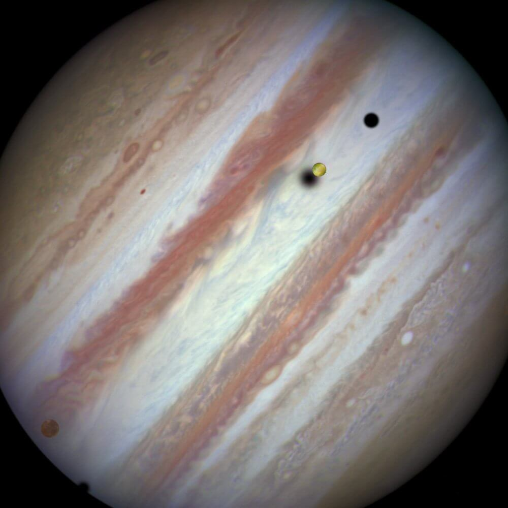 jupiter triple transit