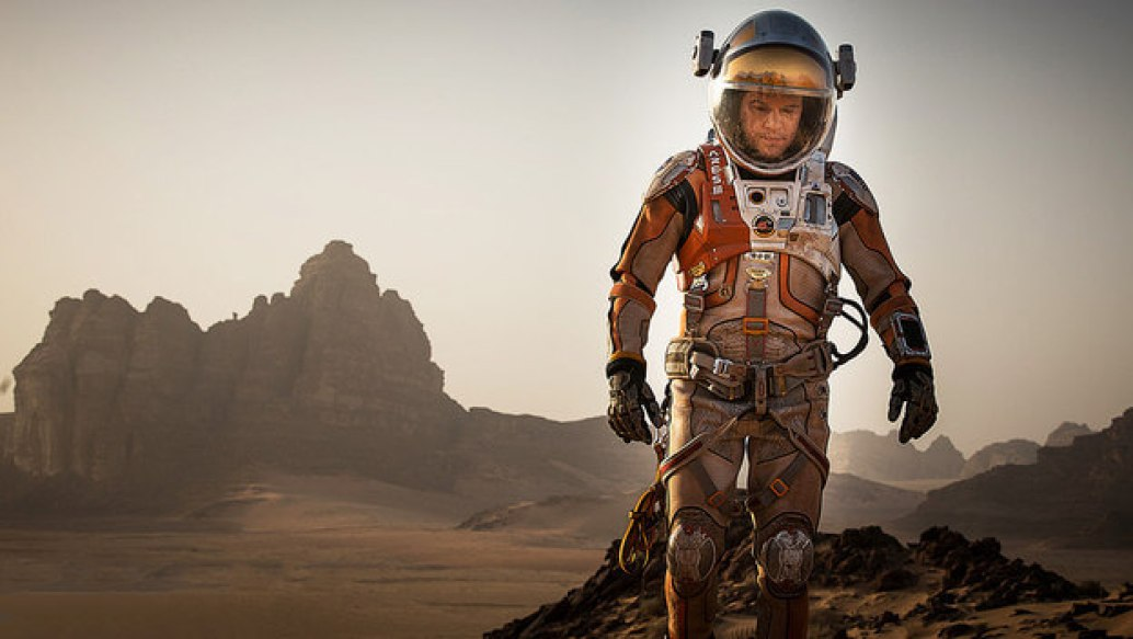 The Martian, the new movie by Ridley Scott starring Matt Damon as an astronaut stranded on Mars, is being rightly praised for its fairly accurate portrayal of science.