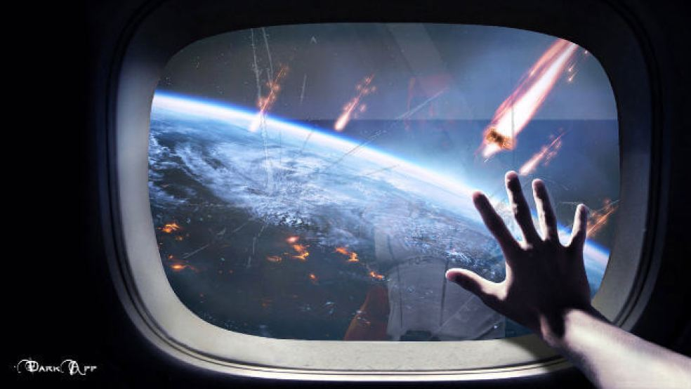 Humanity won't survive without leaving the Earth