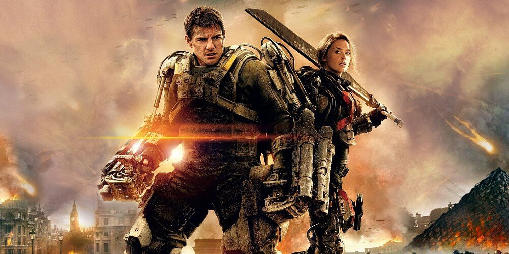 13 edge of tomorrow 15 Movies That Prepared Us For An Alien Invasion