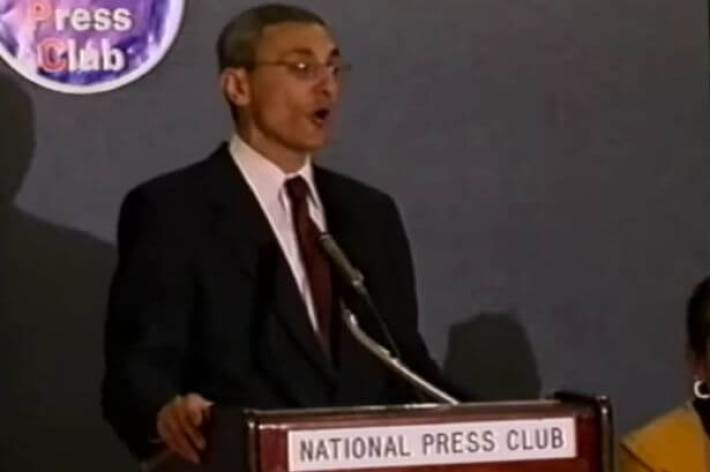 John Podesta on UFOs and alien encounters