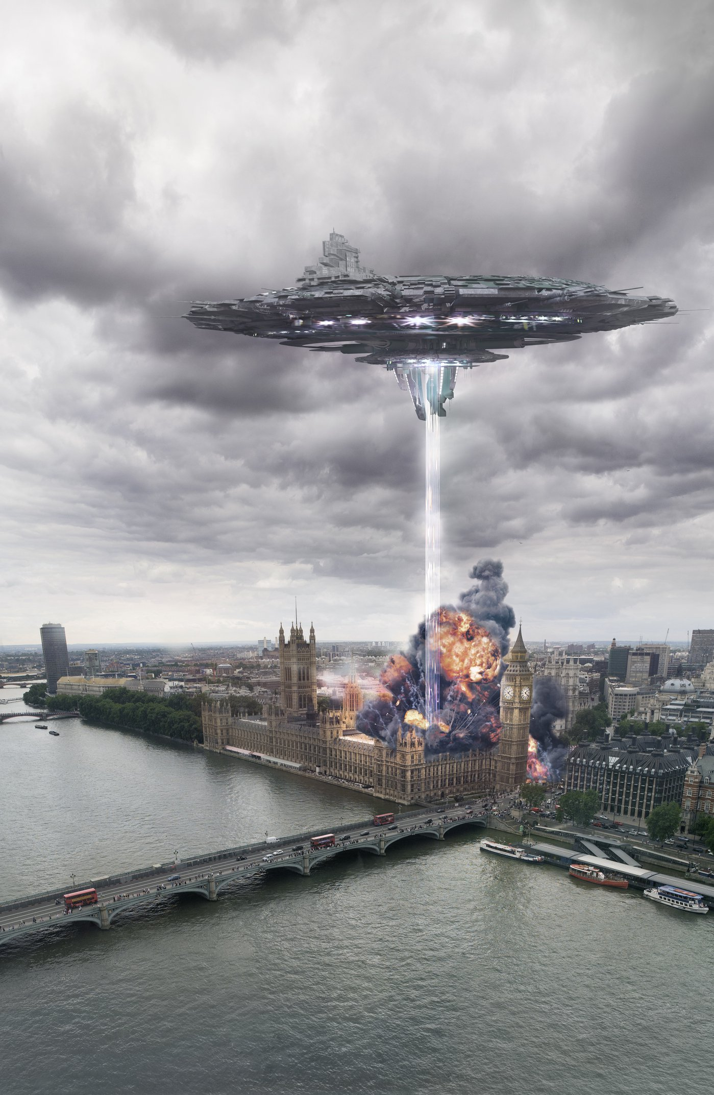 How Earth Would Cope With An Actual Alien Invasion GettyImages 168170881
