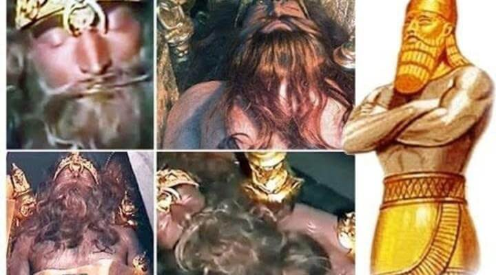 Are Prehistoric Giants Waiting in a Stasis Chamber in Iran?
