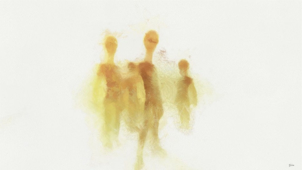 The Shadow People – 'Interdimensional Beings' Being Seen By Many