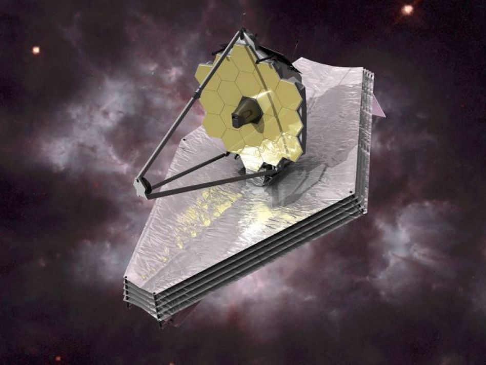NASA's long-awaited James Webb Space Telescope will be able to glimpse the atmospheres of exoplanets at infrared wavelengths.