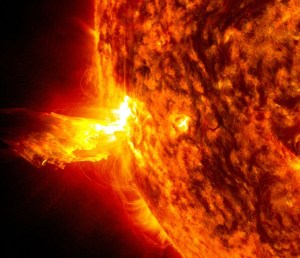 Enormous solar super-storm could knock out the internet worldwide, study says