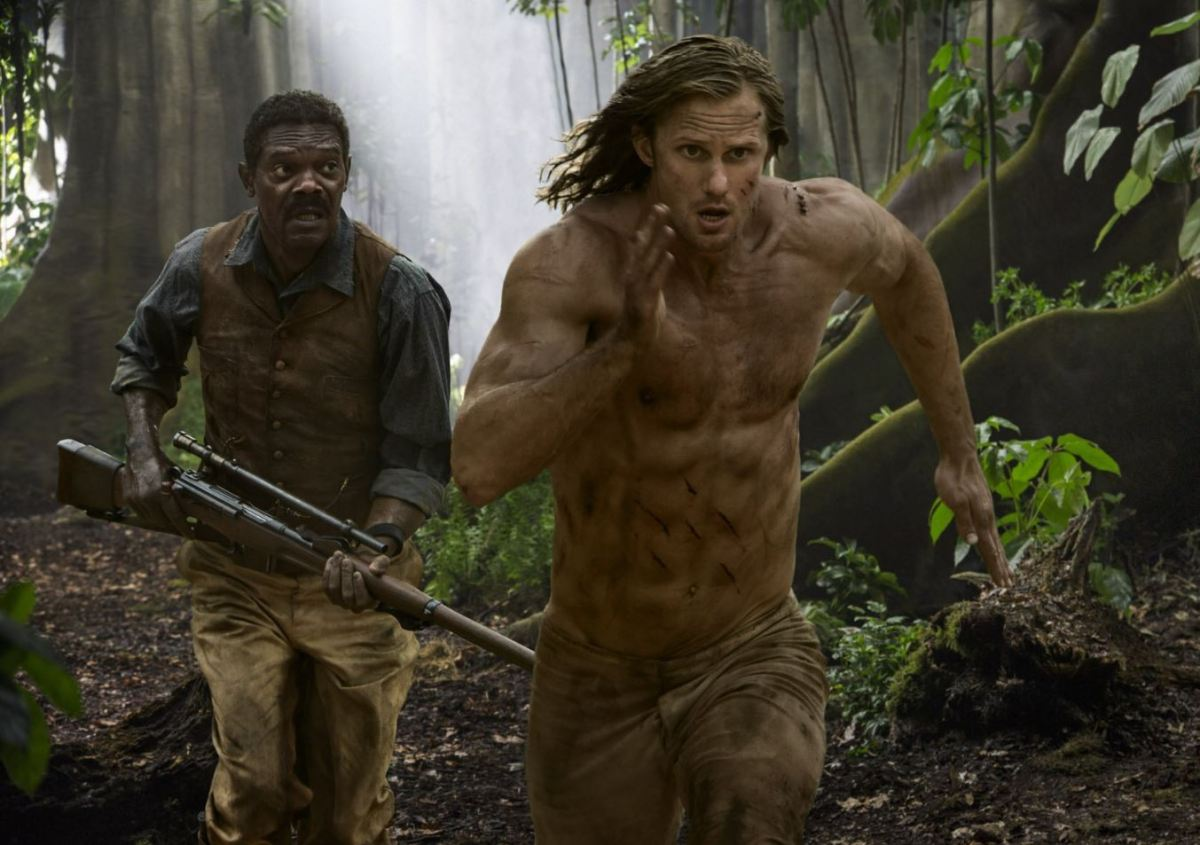 Legend Of Tarzan Mind Victor