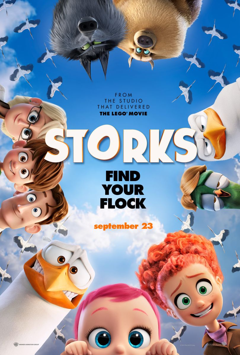 Storks Mind Of Victor Lovecraft Anderson