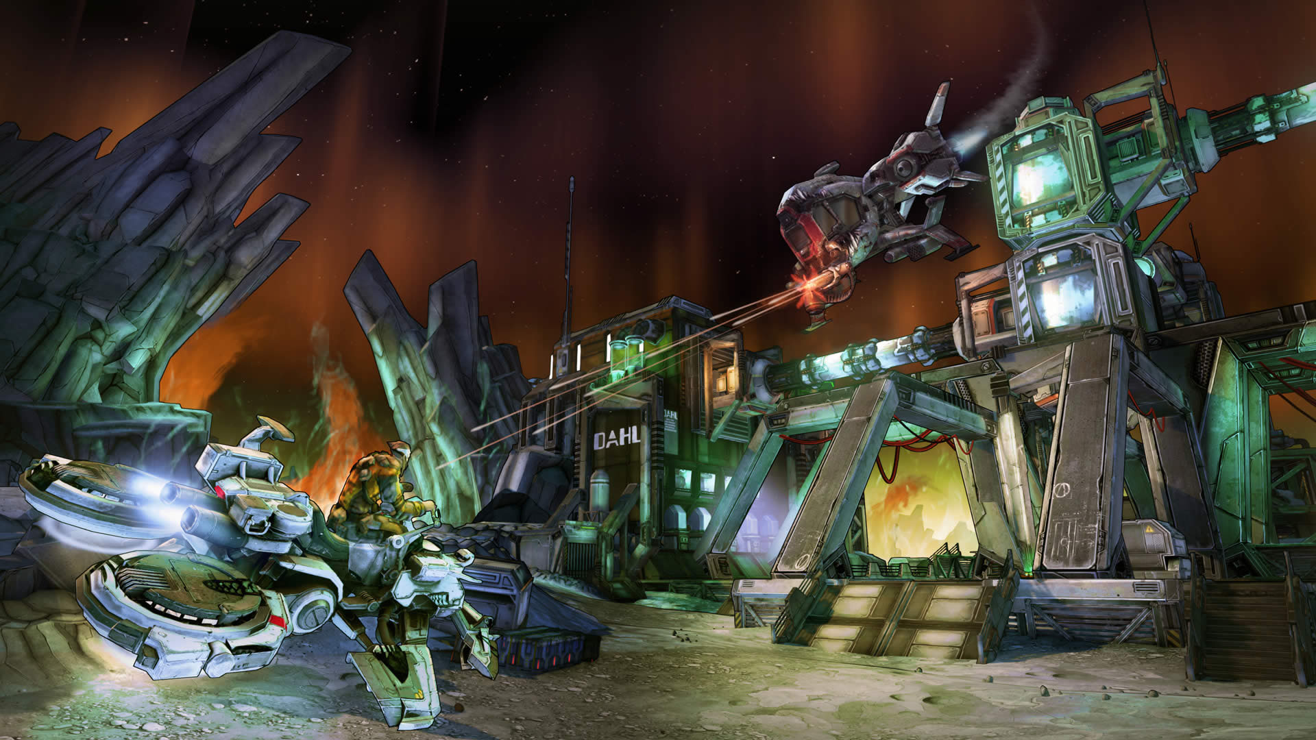 Borderlands: The Pre-Sequel now available with select GeForce cards