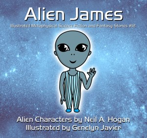 Alien James - Cover Page