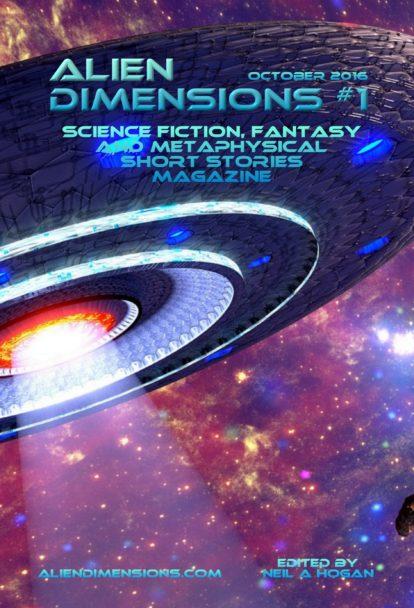 Alien Dimensions Issue #1 October 2016