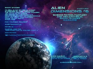 Alien Dimensions Issue 6 Cover