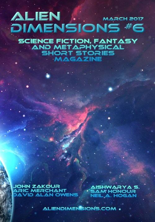 Alien Dimensions Issue 6