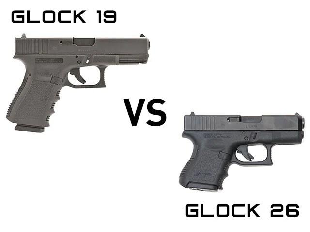 glock 19 vs glock