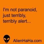 Funny Quote 62 by Alien Ha Ha