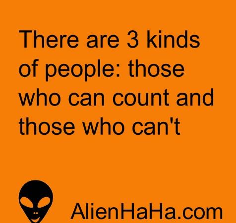 Funny Quotes 66 by Alien Ha Ha