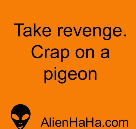 Funny Quotes 86 by Alien Ha Ha