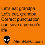 Funny Quotes 39 from Alien HaHa